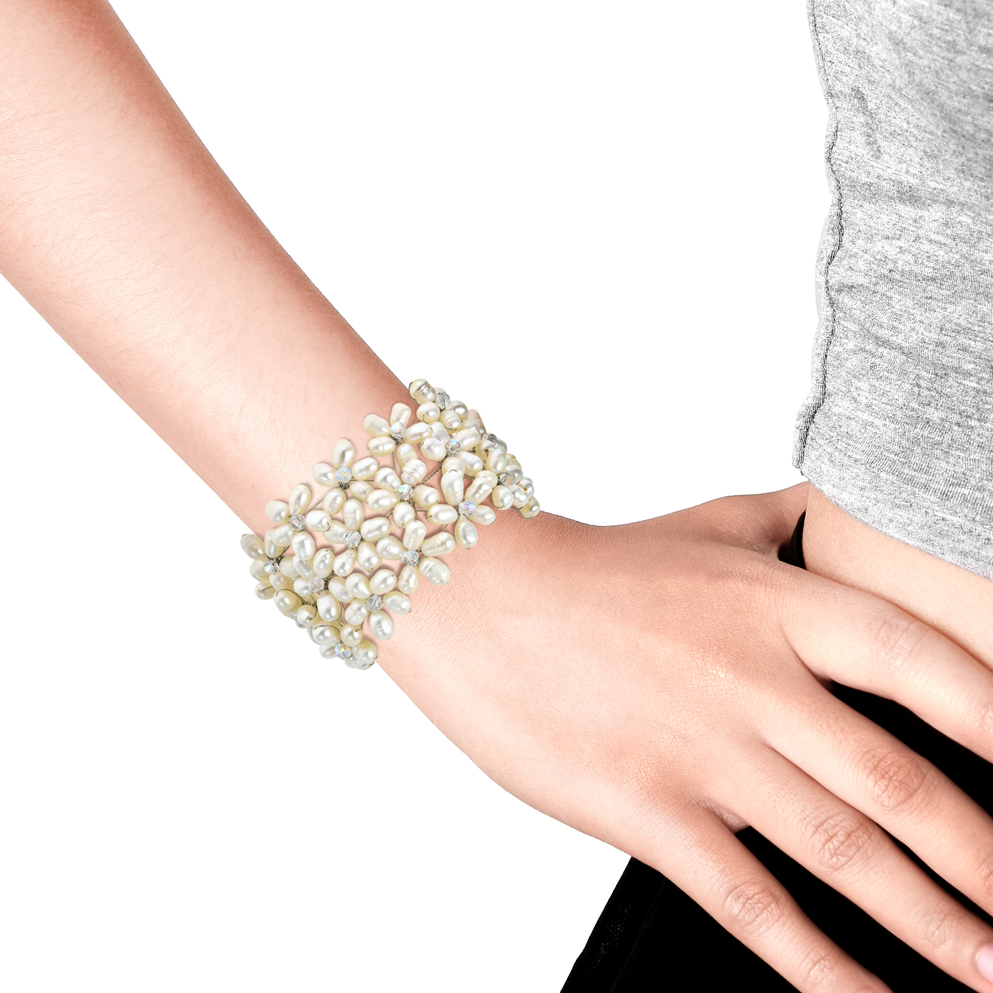 bracelet img quartz rutilated by golden barbara cieslicki products classy