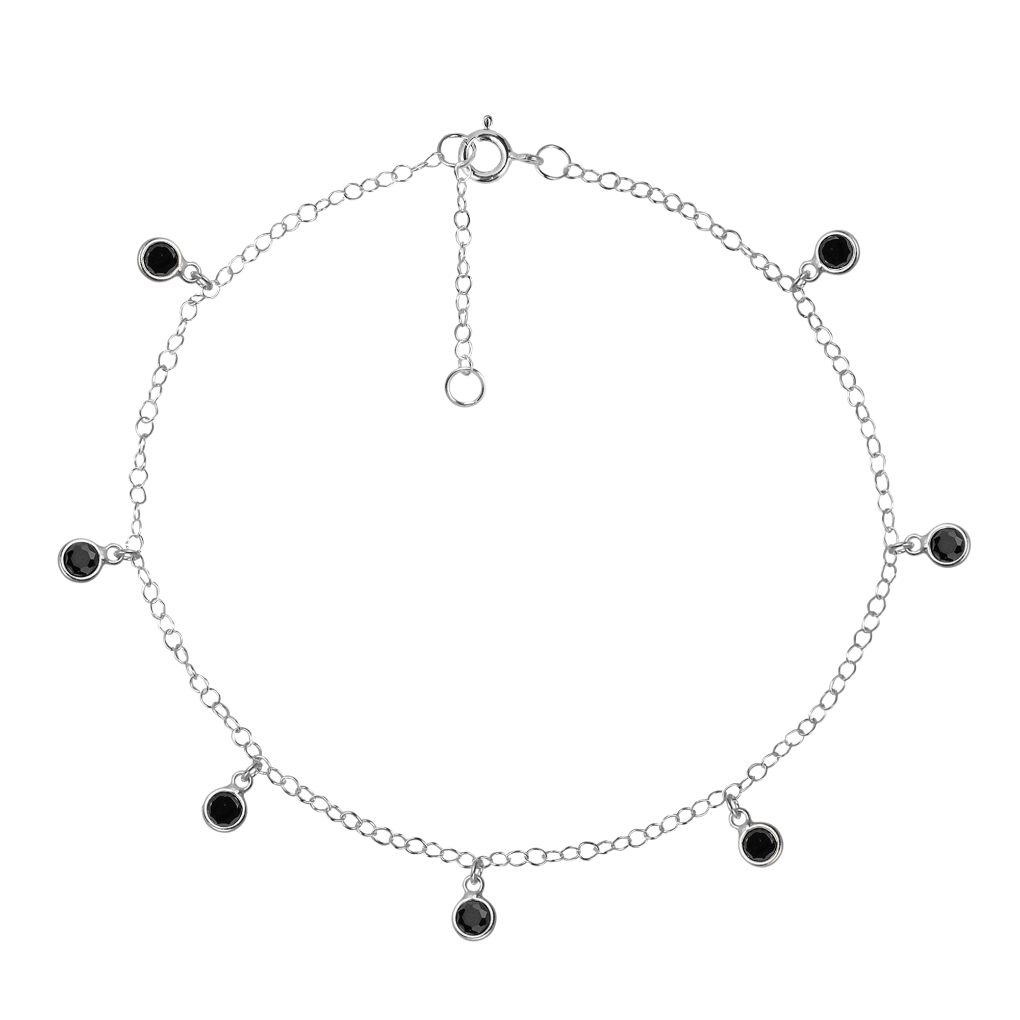pin heart more be anklet with rhodium cubic info over pave silver could zirconia sterling