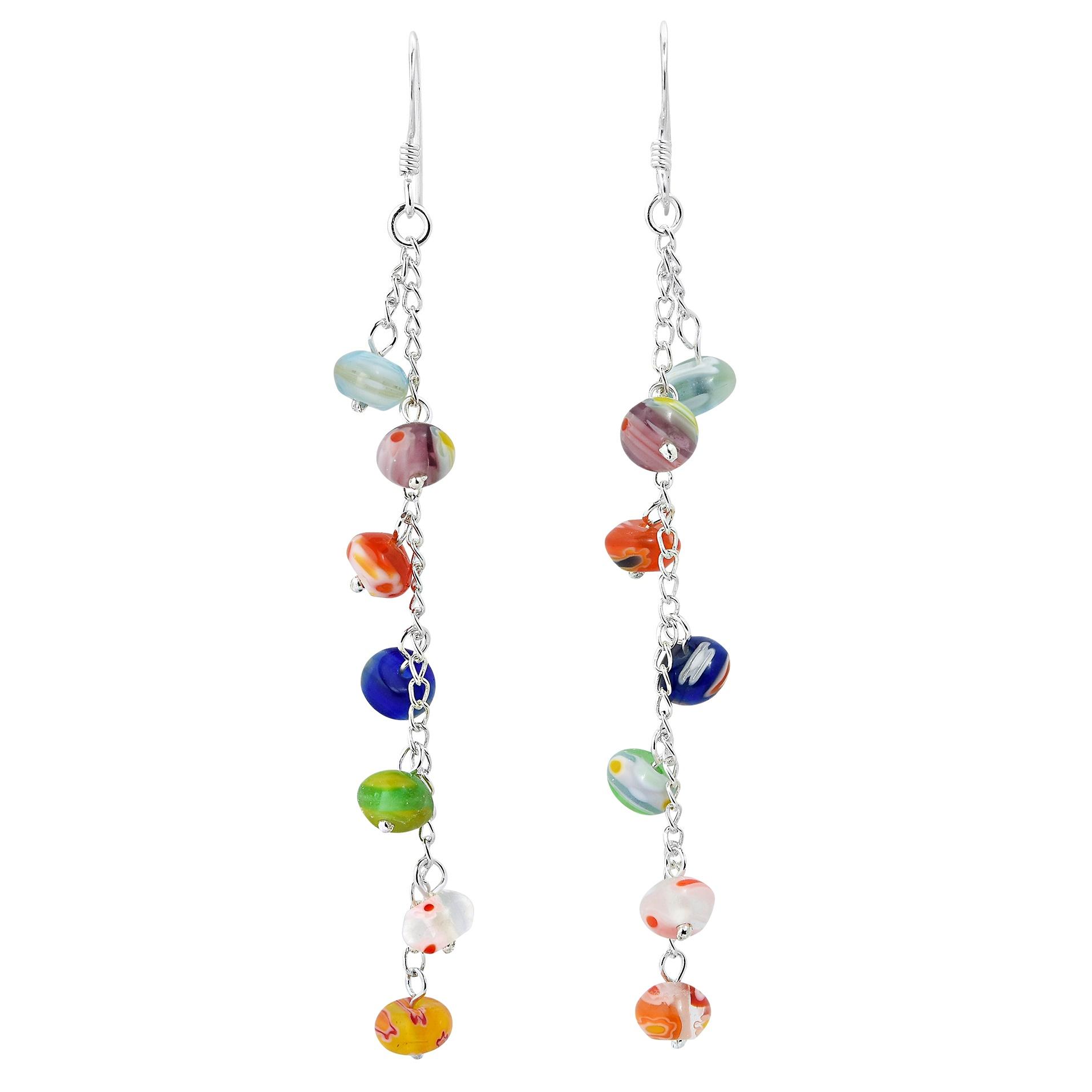 Unique decoration: beads, earrings 28