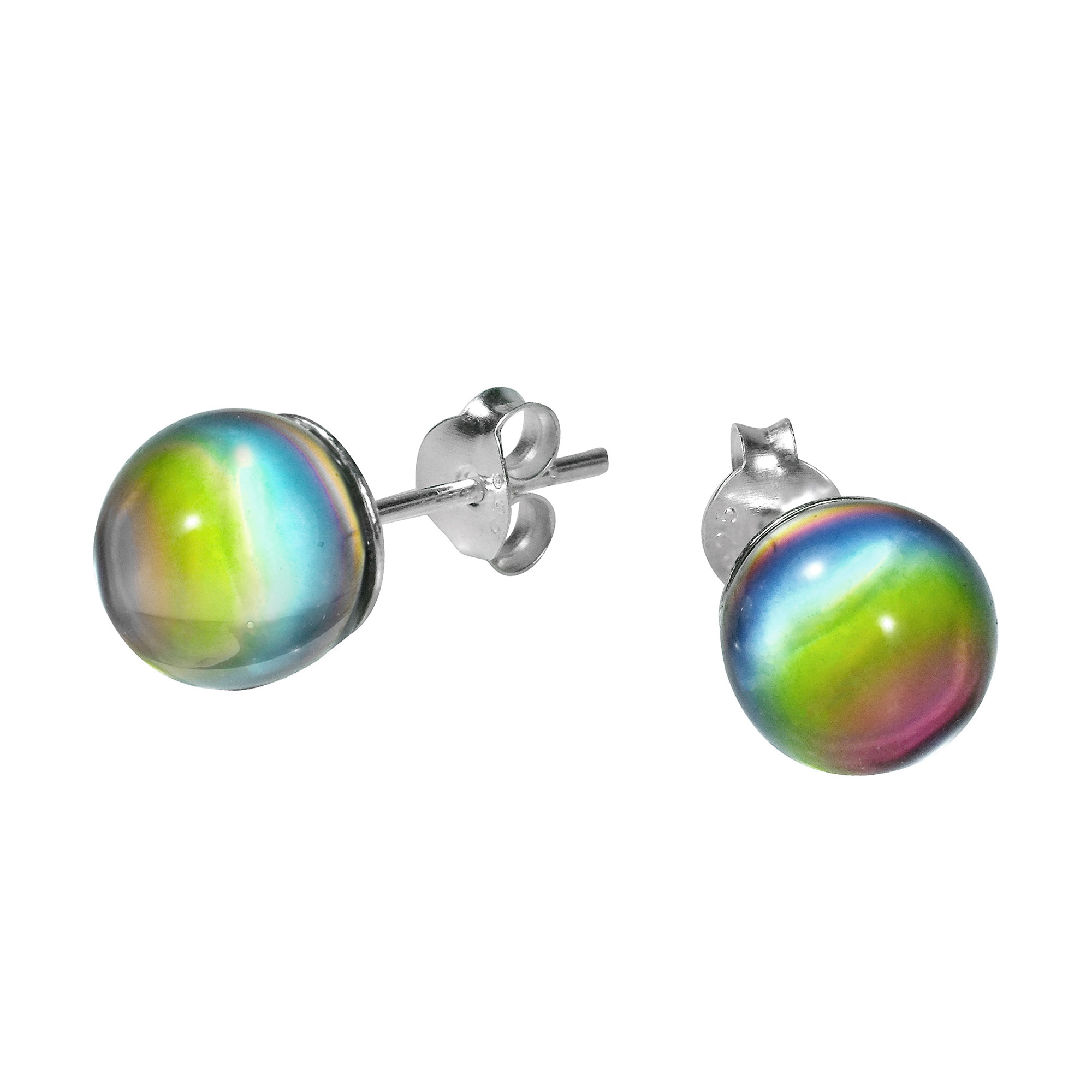 collections and will gold rainbow kids acorn earrings products arlette jewellery anna colourful