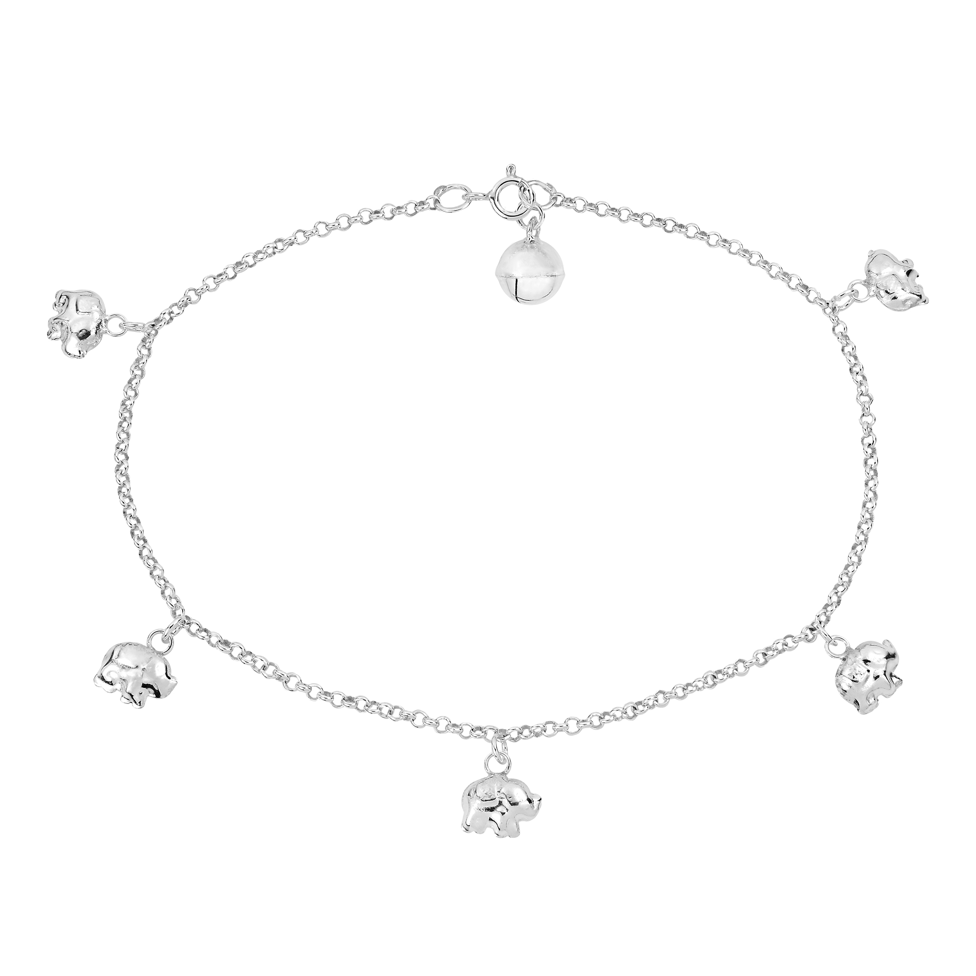sterling jewelry rope italian anklet gems chain sparkle anklets fine cross himalayan silver collections criss