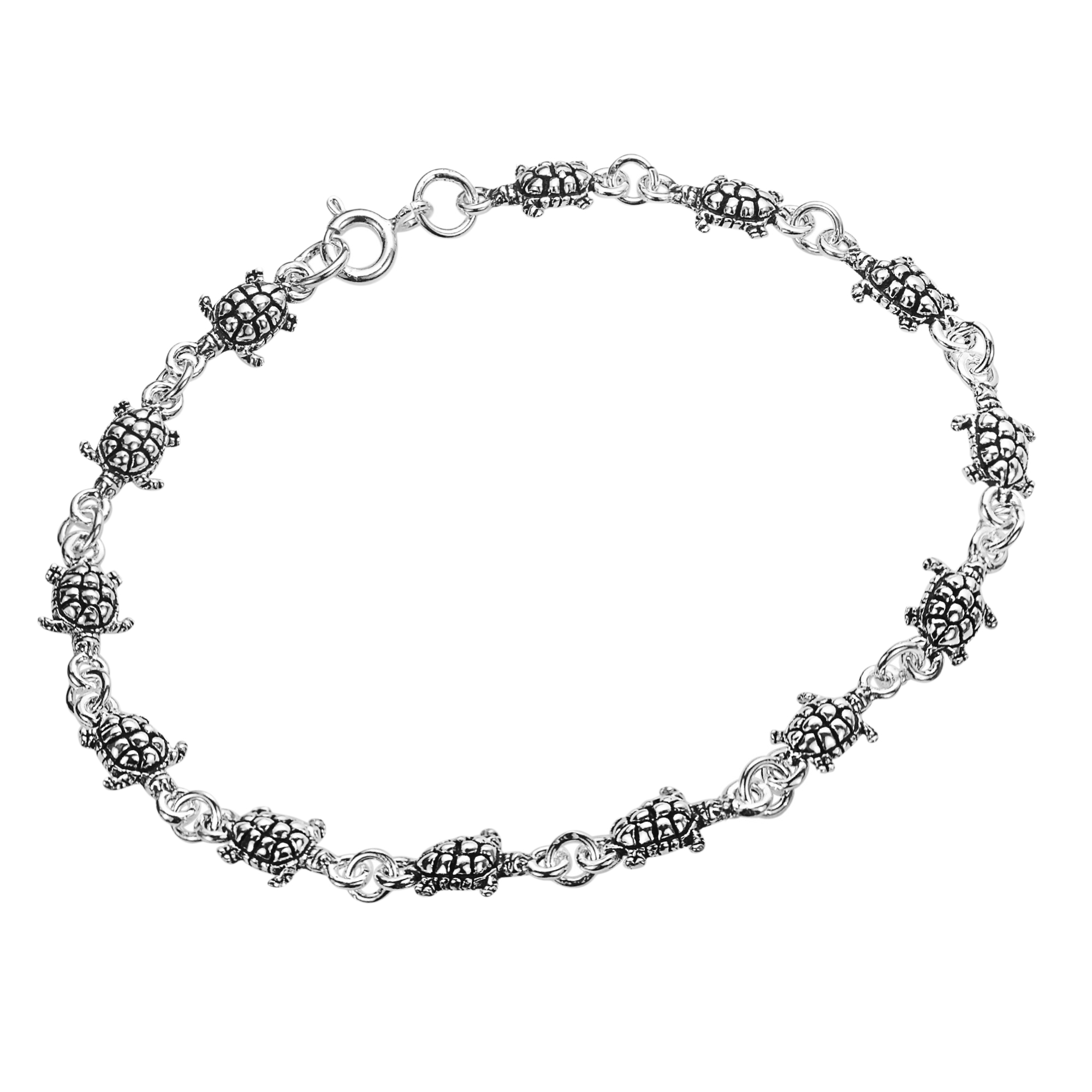 steel fashionable silver crystal stainless with bracelets product new women and men for womens vintage wholesale pendants jewelry from charm bracelet