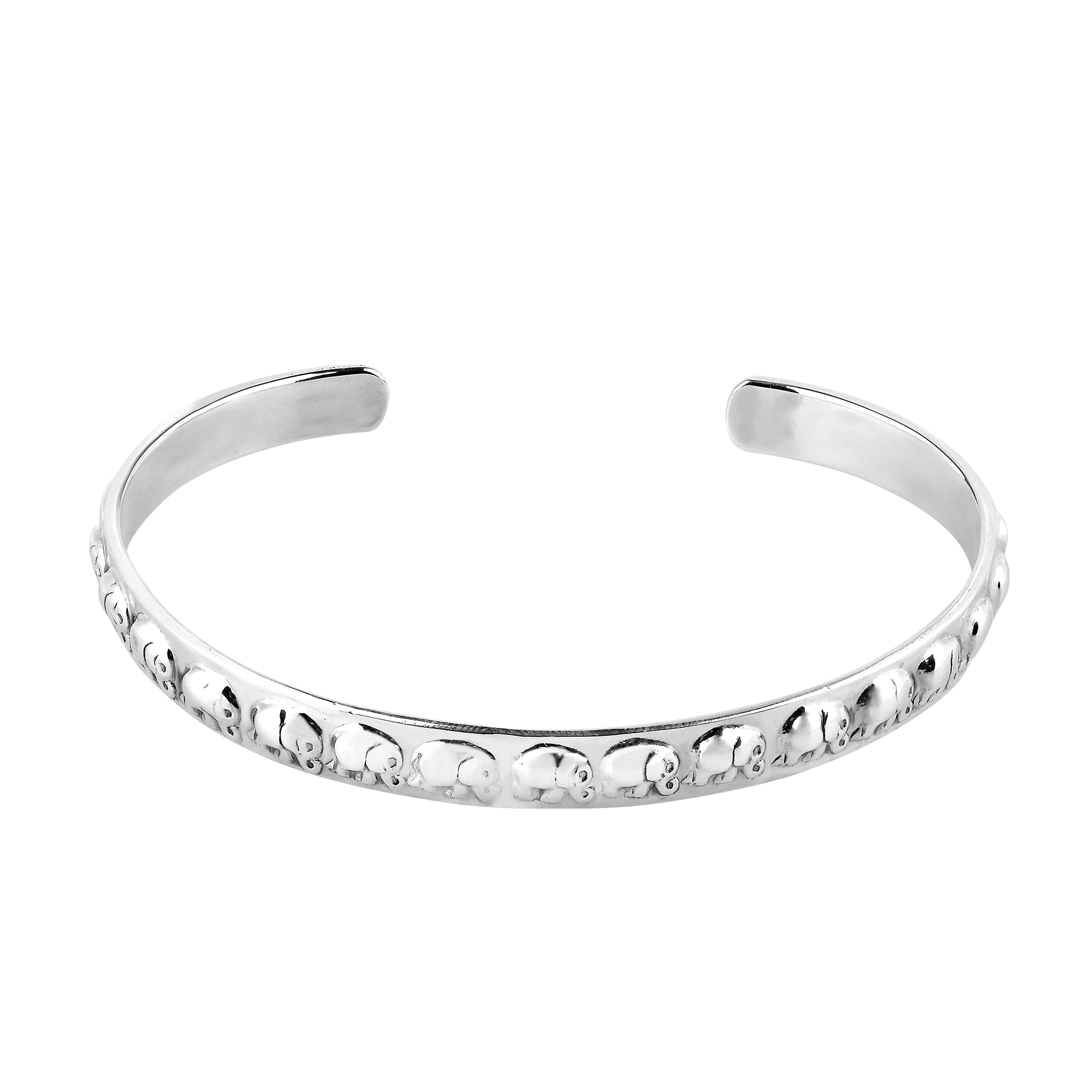 bracelet weight silver bangles slip on p bangle length bracelets width sterling grams solid plain polished