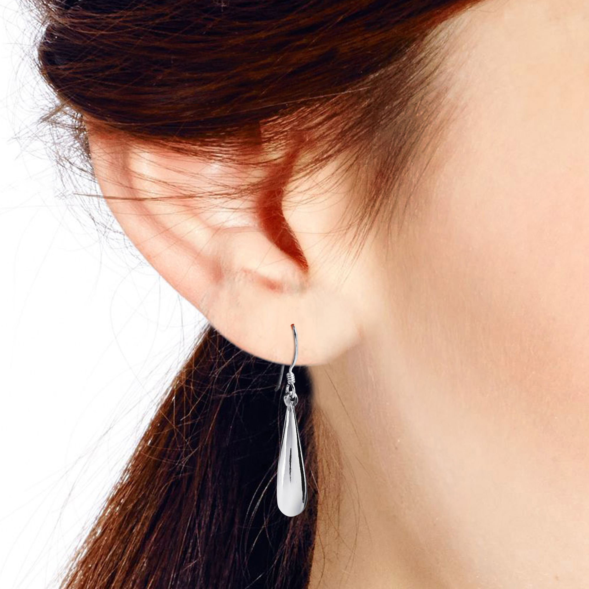 everyday gallery sophie lyst silver jewelry metallic small buhai sterling earrings in hoop