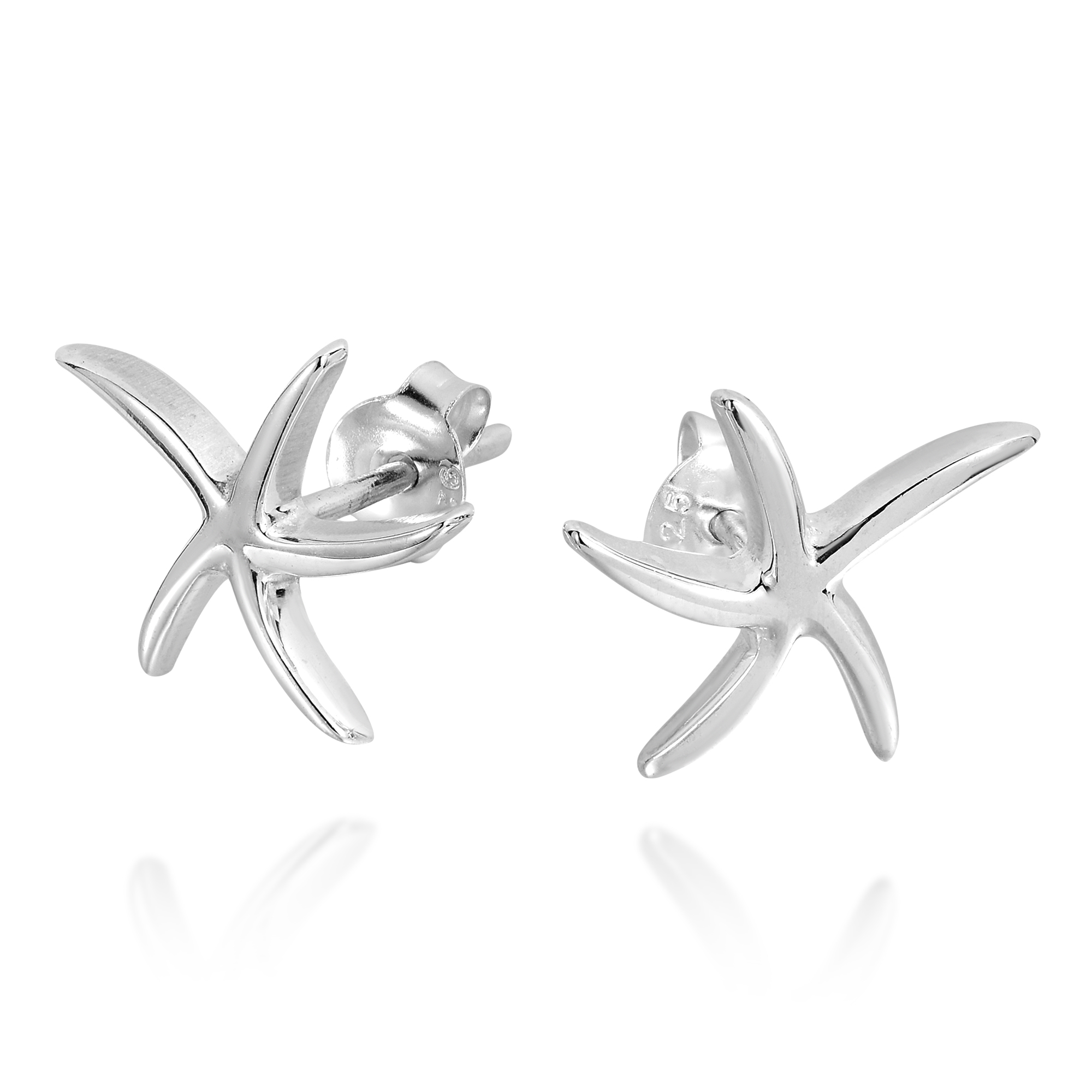 white earrings zoom il studs fullxfull diamond gold starfish listing stud
