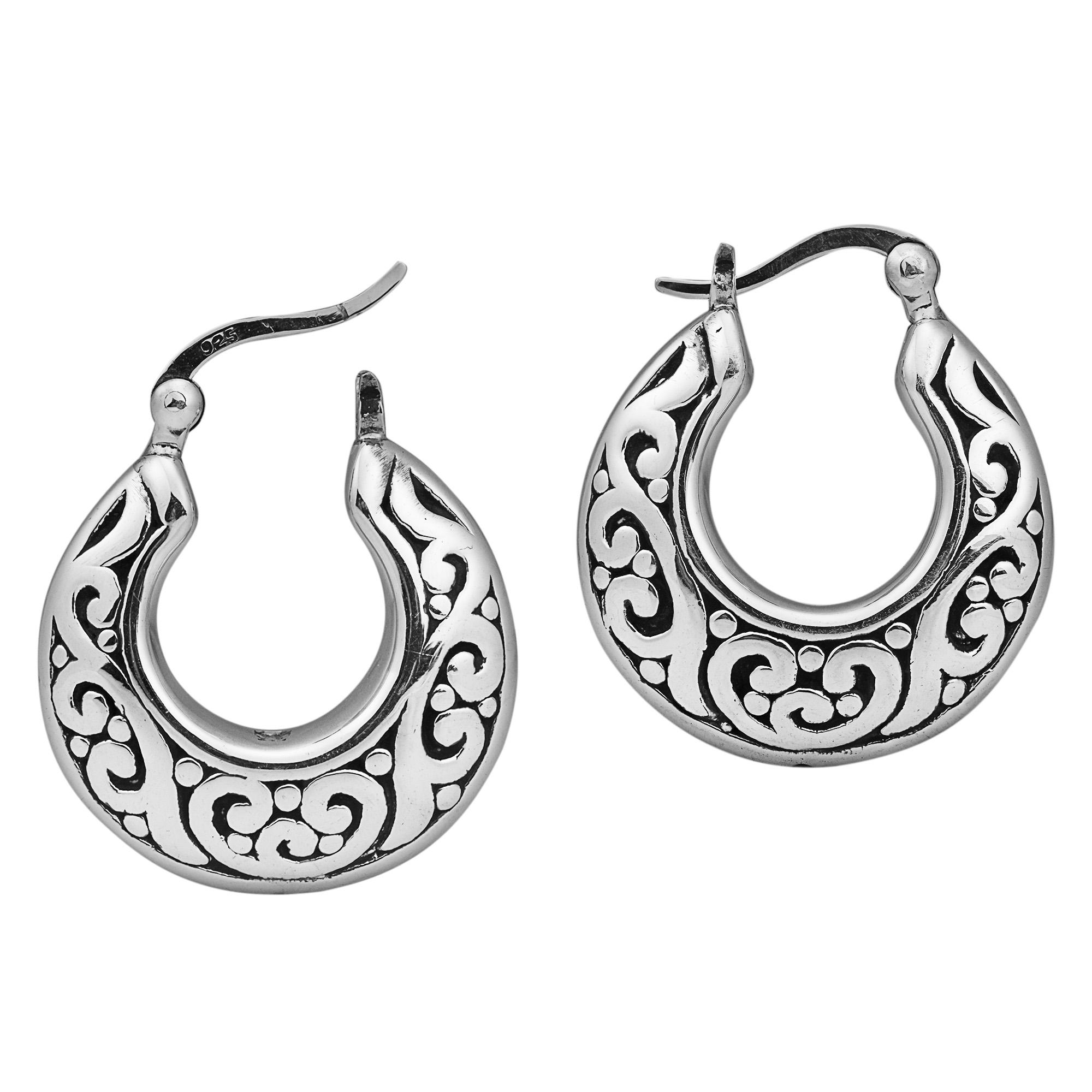 925 Sterling Silver Earrings Product