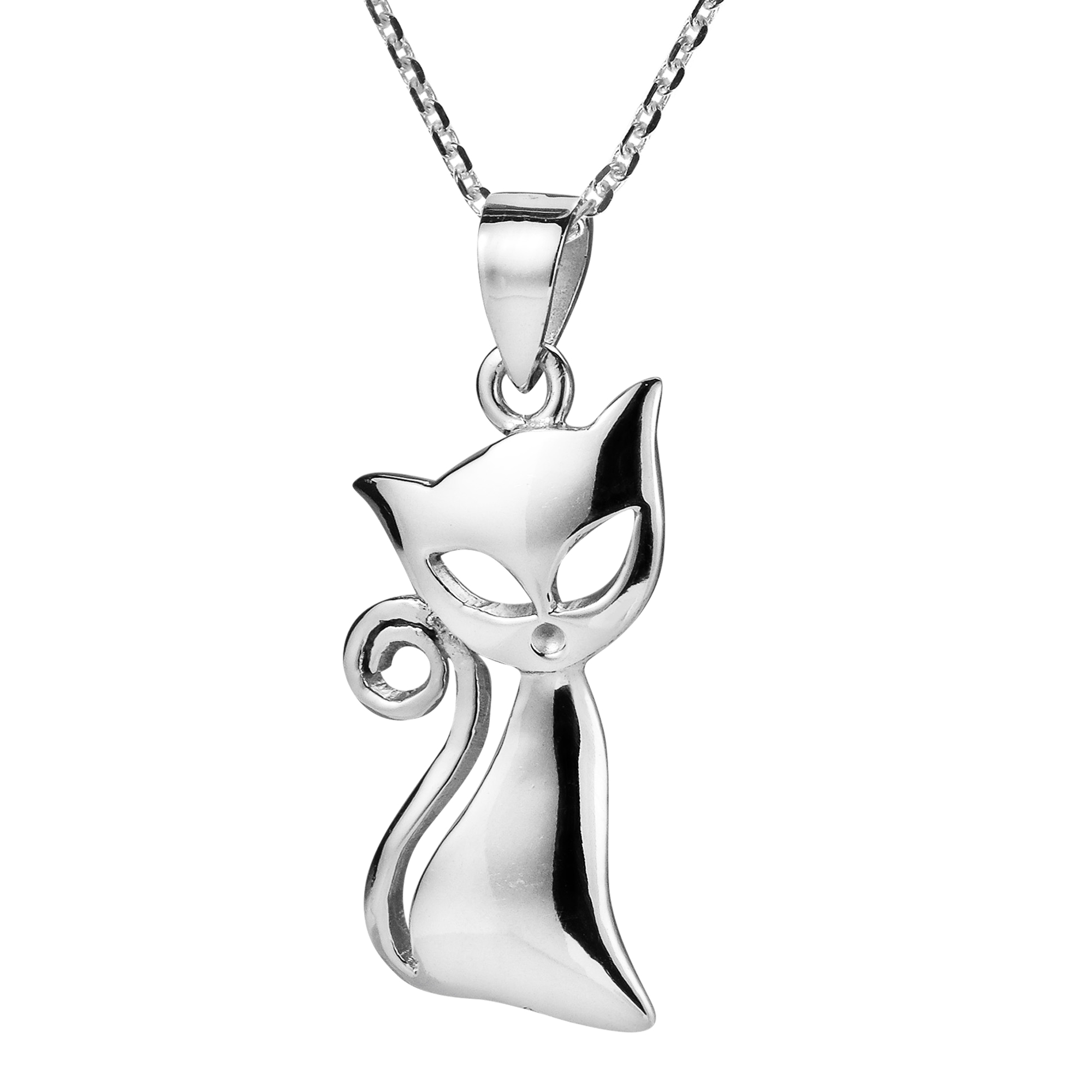 unique pendant times from silver zilvera modern to egypt jewellery sterling cat jewelry gallery