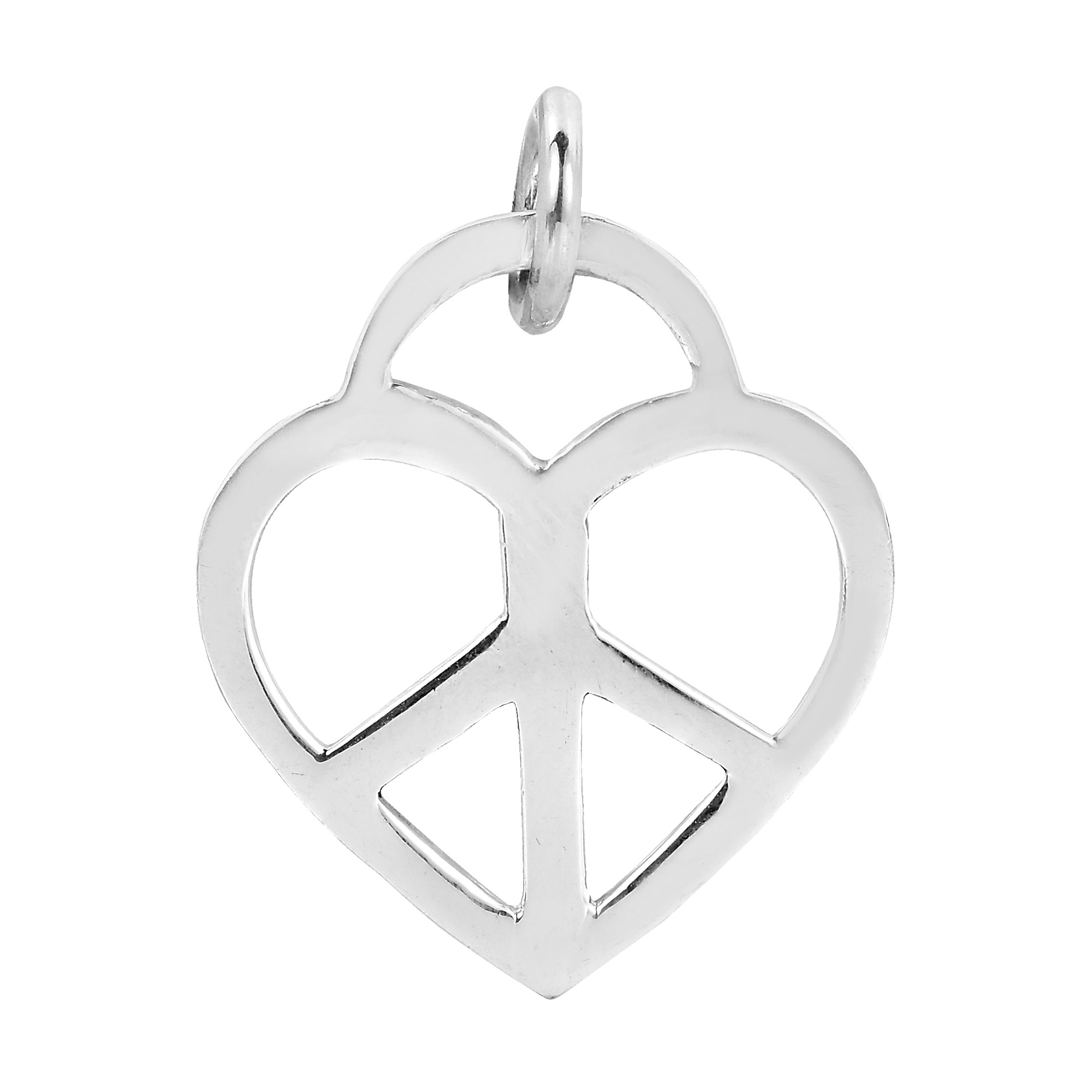 peace w genuine in products white p t pendant gold carat diamond