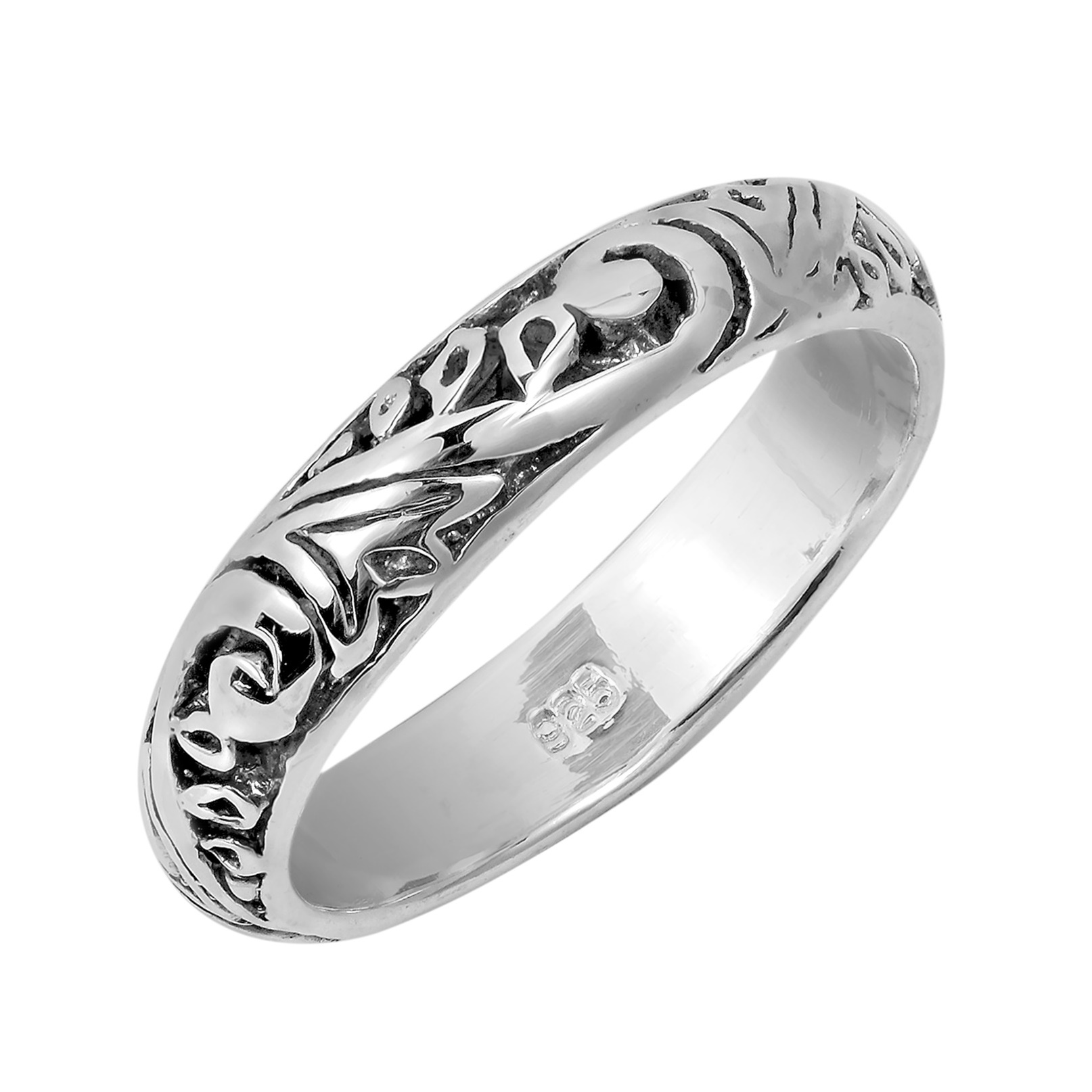 women monogram square ring script rings s limoges jewelry signet silver sterling