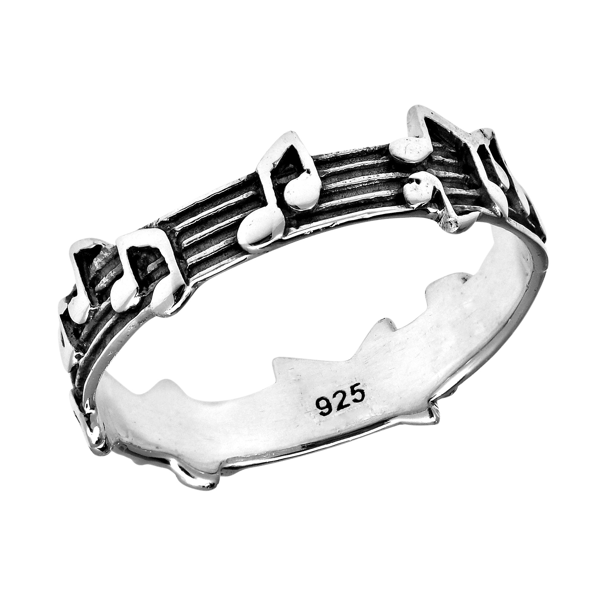 flame sizes silver amazon com dp music sterling eternal jewelry rings filigree ring