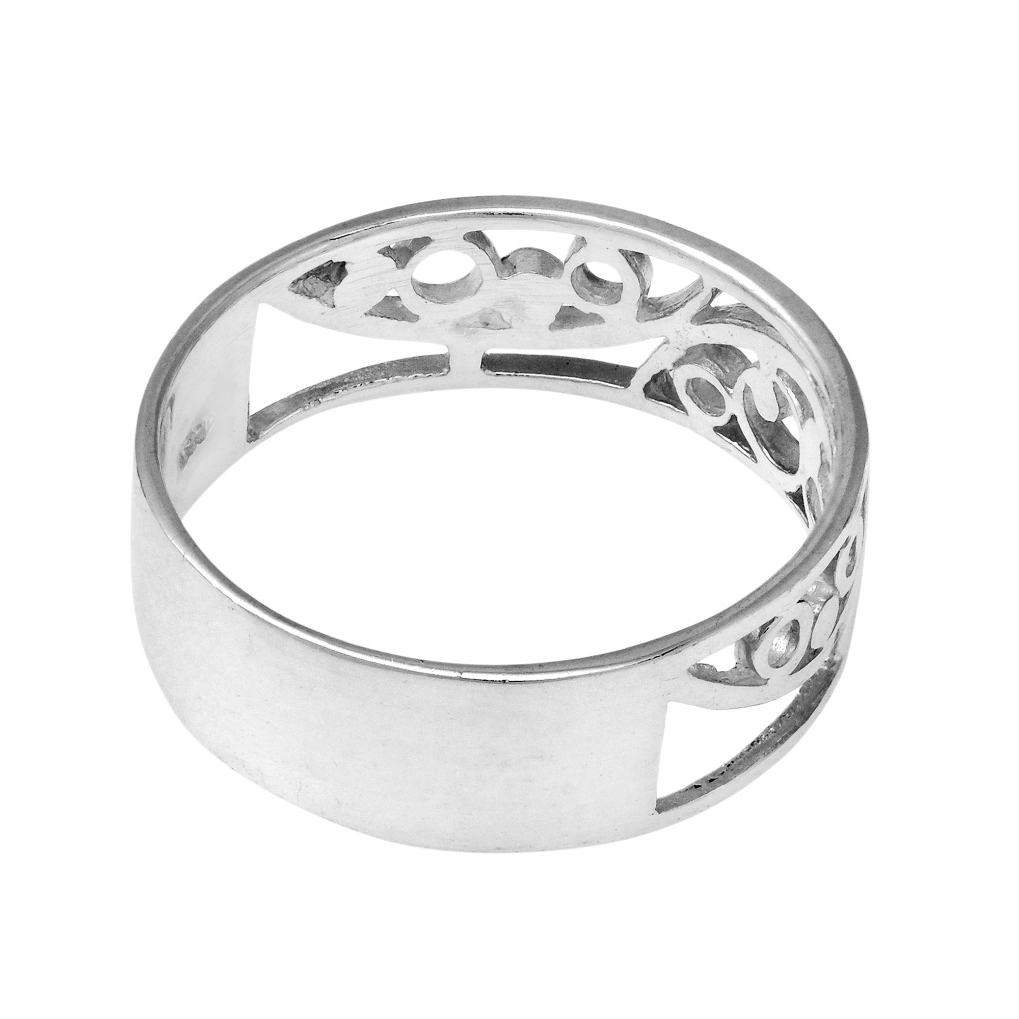 Filigree Abstract Open Circle 7mm Band Sterling Silver. Pinterest Design Engagement Rings. Perfect Wedding Rings. Trendy Engagement Rings. Tulip Style Wedding Rings. Evermarker Wedding Rings. Princesa Engagement Rings. V Band Wedding Rings. Bioshock Wedding Rings
