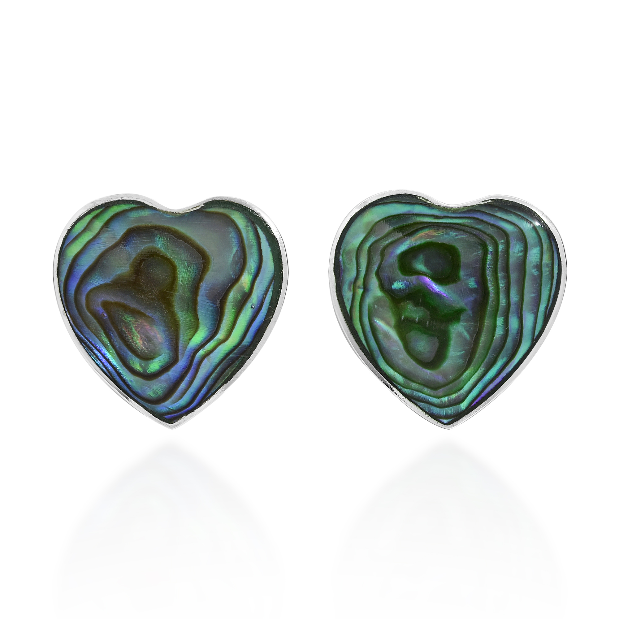 blue gallery york jewelry normal multicolor multi new earrings stud abalone product in kate spade lyst square