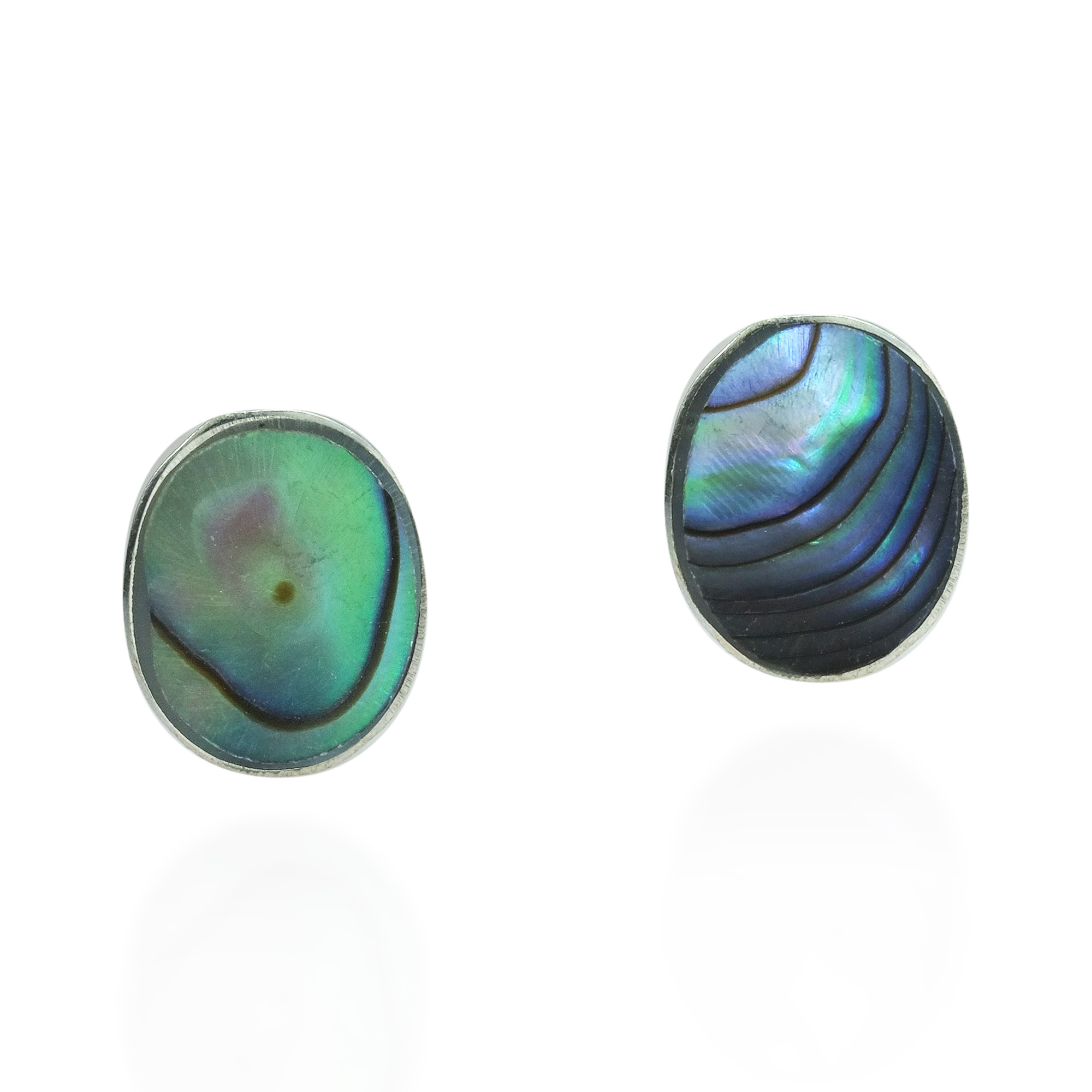 kate com rainbow walmart abalone new york square spade earrings ip stud small