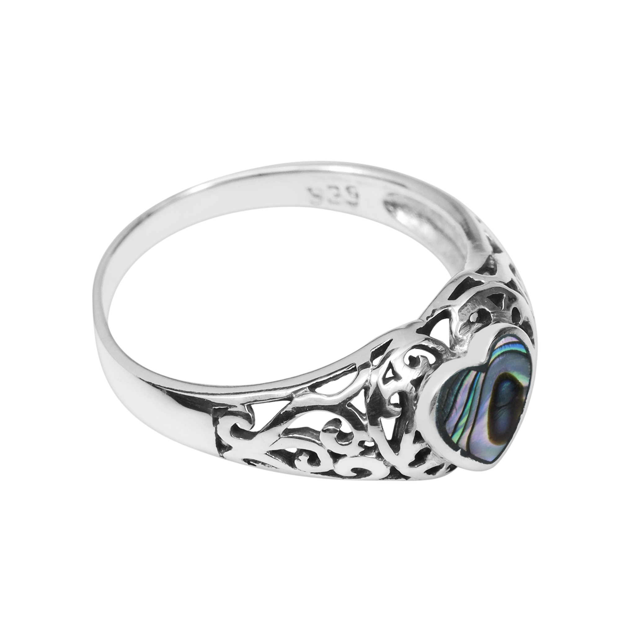maui our abalone collection rings ring browse in collections gold plumeria yellow jewelry of divers eternity engagement